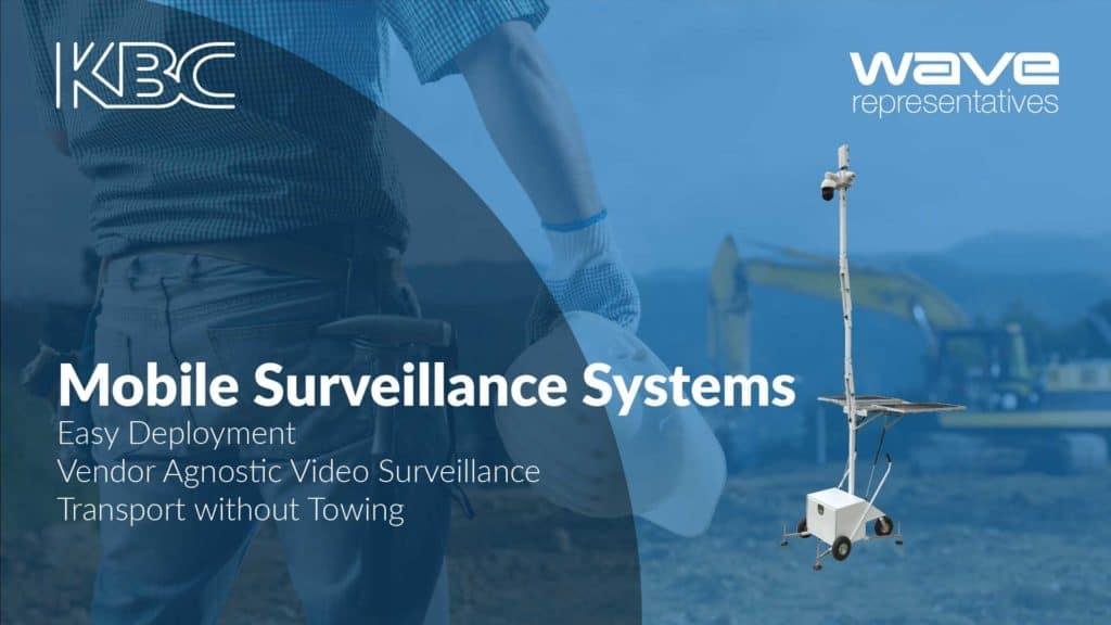KBC Networks Mobile Surveillance Systems