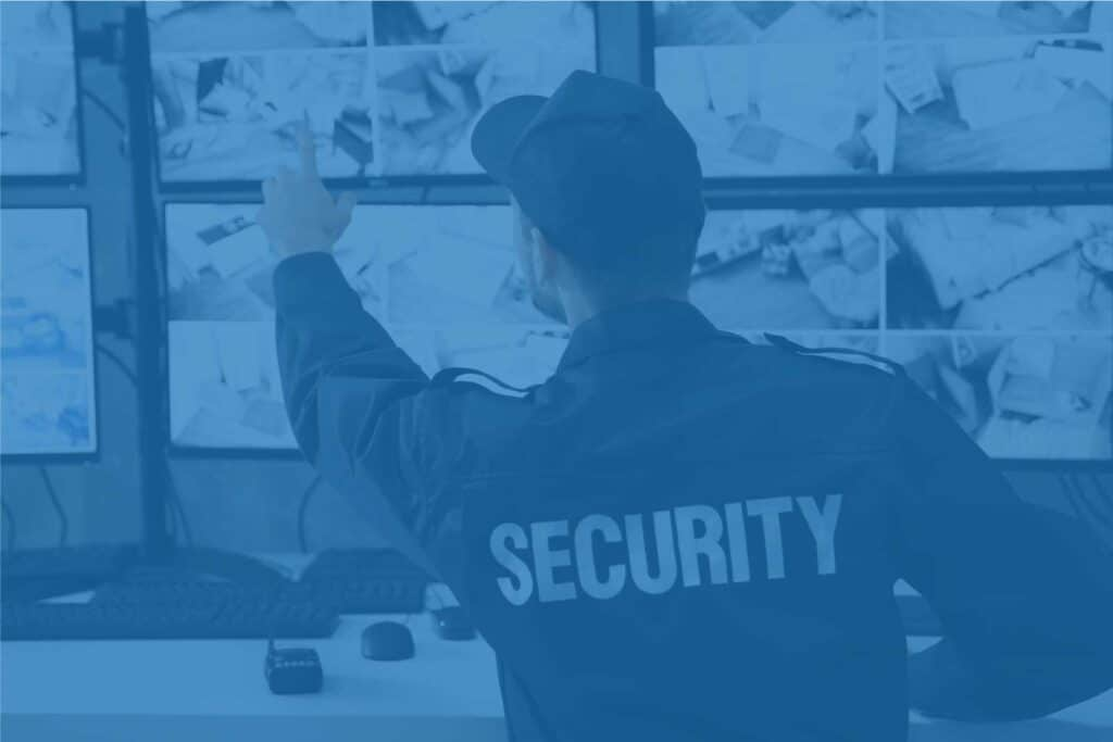 Physical Security Industry SaaS