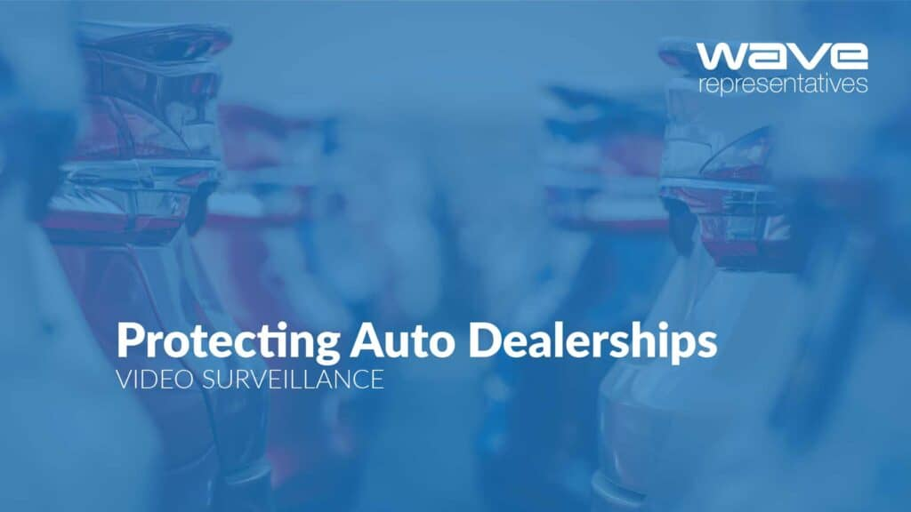 Auto Dealership Security